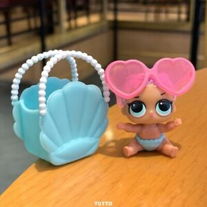 LOL-Surprise-LiL-Sisters-L-O-L-Merbaby-THEATER-CLUB-SERIES-2-doll-With-bag