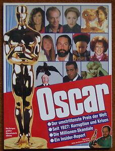 OSCAR - ein Filmbuch von Cinema [Broschiert] Oscar--Skandale - <span itemprop='availableAtOrFrom'>NRW, Deutschland, Deutschland</span> - OSCAR - ein Filmbuch von Cinema [Broschiert] Oscar--Skandale - NRW, Deutschland, Deutschland