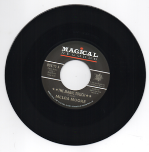 MELBA-MOORE-The-Magic-Touch-NEW-NORTHERN-SOUL-45-OUTTA-SIGHT-60s-7-034-VINYL