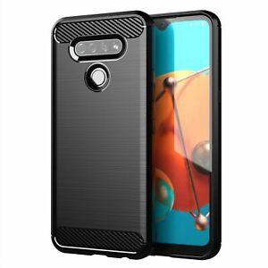 Lg K51 Case Phone Cover Protective Case Black Bumper Cases New