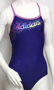 Details zu ADIDAS Y LINERAGE Badeanzug Schwimmanzug 116 128 140 152 164 170 NEU