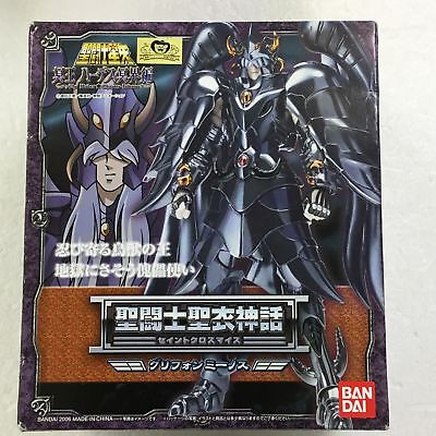 Bandai Saint Seiya Myth Cloth Griffon Minos Surplice Figure Hades Anime 49244