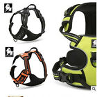 Truelove Dog Harnesses Adjustable Reflective Material Padded Heavy Duty Buckles
