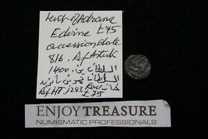 ISLAMIC-OLD-COIN-EARLY-NICE-DETAILS-SCARCE-A72-5315