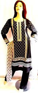 Shalwar-kameez-eid-black-pakistani-designer-indian-salwar-sari-abaya-hijab-uk-12