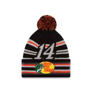 Tony Stewart 2016 NEW ERA  14 Bass Pro Shops Winter Beanie FREE SHIP ... 4ba45da5966d