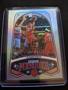 Jaxson-Hayes-2019-20-Panini-Chronicles-Marquee-RC-261-Pelicans-Rookie-Mint