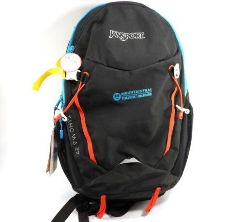 JanSport Tahoma 27 Black Backpack