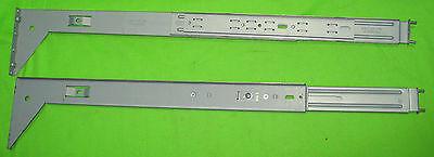 1 Paia Di Hp 7461994-01 7461994-02 Rack Montaggio Rotaie Storageworks-