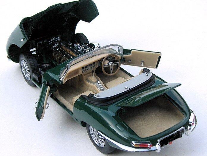 1 Racing Race Sport Car Jaguar 24 Leman Exotic Rare Rare Rare Concept 18 Carousel Green 12 73e42f