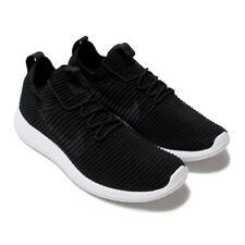 Nike Roshe Two High Flyknit Black White