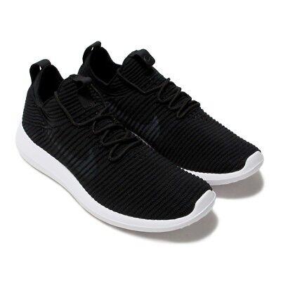 the best attitude ceb73 95937 Nike W Roshe Two Flyknit V2 # 917688 001 Black White | eBay