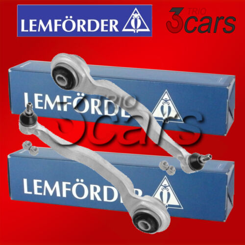 2x Lemförder Querlenker Vorderachse unten R+L CLS C219 E-Klasse W//S211 SL R230 .