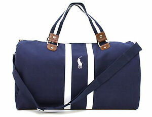 e66607f17fcd Image is loading RALPH-LAUREN-PARFUMS-POLO-BLUE-WEEKEND-TRAVEL-HOLDALL-