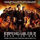 Expendables 2 [Original Soundtrack] by Brian Tyler (CD, Sep-2012, Silva Screen)