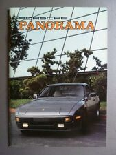 Awesome L@@K April 1982 Porsche PCA Panorama Magazine April 1982 RARE!