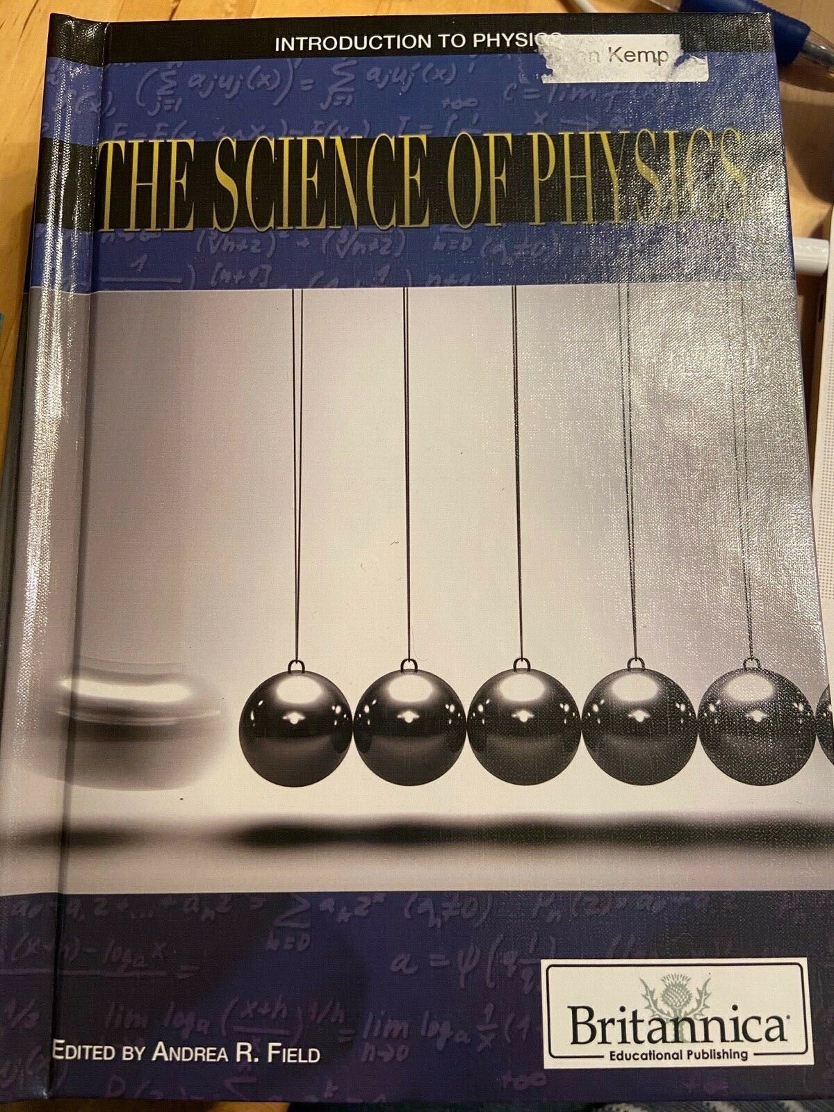 Introduction to Physics: The Science of Physics (2011, Hardcover) 2