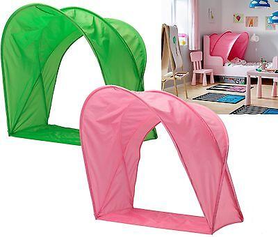 Letti Bassi Per Bambini Ikea.Ikea Sufflett Per Bambini Letto Tenda Baldacchino Singolo Bed