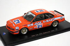 Spark 1/43 BMW 635 Csi #21 Bathhurst 1985 Special Australian Run of 750 AS016