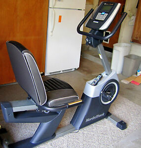 Nordic Track Gx4 0 Recumbent Exercise Bike W Ifit Live Technology 799 New Ebay
