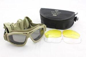 REVISION-BULLET-ANT-Tactical-Goggle-Basico-Multicam-Gafas-de-seguridad-Bronceado