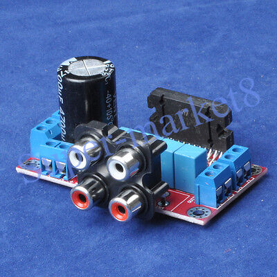 TDA7850 4 Channel Car Audio Amplifier Board DIY Kit 50W