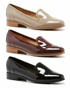 WOMENS-HUSH-PUPPIES-ADULTS-FANTASTIC-CASUAL-DRESS-LEATHER-SHOES