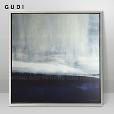 GUDI- Modern fashion simple hand-painted oil painting art decoration Unframed