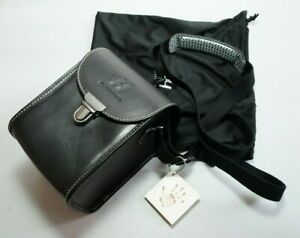 New Old Stock Hasselblad Lunar Camera Leather Carrying Case with strap