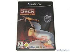 # SAMURAI Jack: the Shadow of AKU (tedesco) Nintendo GameCube/GC GIOCO-Top