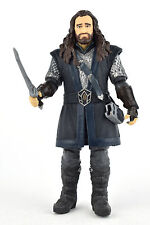 """Lord of The Rings Hobbit THORIN OAKENSHIELD 3.75"""" Action Figure Bridge Direct"""