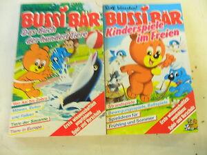 2 X Rolf Kauka-bussi Ours Livre De Poche-volume 5, 10-par 2/2 --afficher Le Titre D'origine