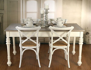 Image Is Loading Setting 5 PIECE French Provincial Dining Table Amp