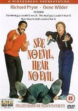 See No Evil, Hear No Evil Richard Pryor, Joan Severance, Kevin Spacey UK R2 DVD