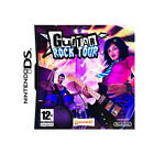 Guitar Rock Tour Nintendo DS 12 Music Game