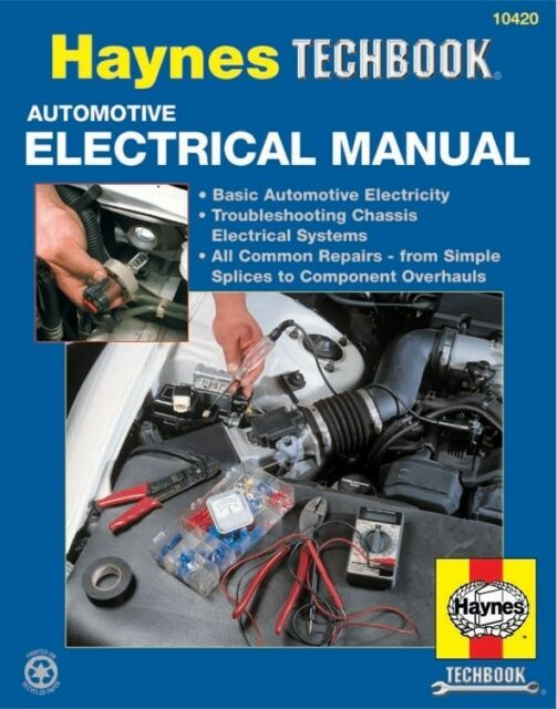 Repair Manual Fits 1965