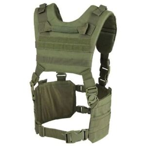 Condor #MCR7 Tactical Ronin Chest Rig H-Harness - OD Green ...