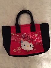 1dd87b4382d1 item 3 Sanrio 2009 Hello Kitty Child s Girl s Red Black Small Purse Tote  Handbag 3D EUC -Sanrio 2009 Hello Kitty Child s Girl s Red Black Small  Purse Tote ...