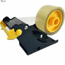 Desktop Heavy Duty Tape Metal Tape Dispenser 2in Multi Roller Tape Gun Rubber