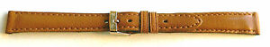 12mm-FLEURUS-TAN-PADDED-STITCHED-GLOSSY-CALF-LEATHER-WATCH-BAND-STRAP
