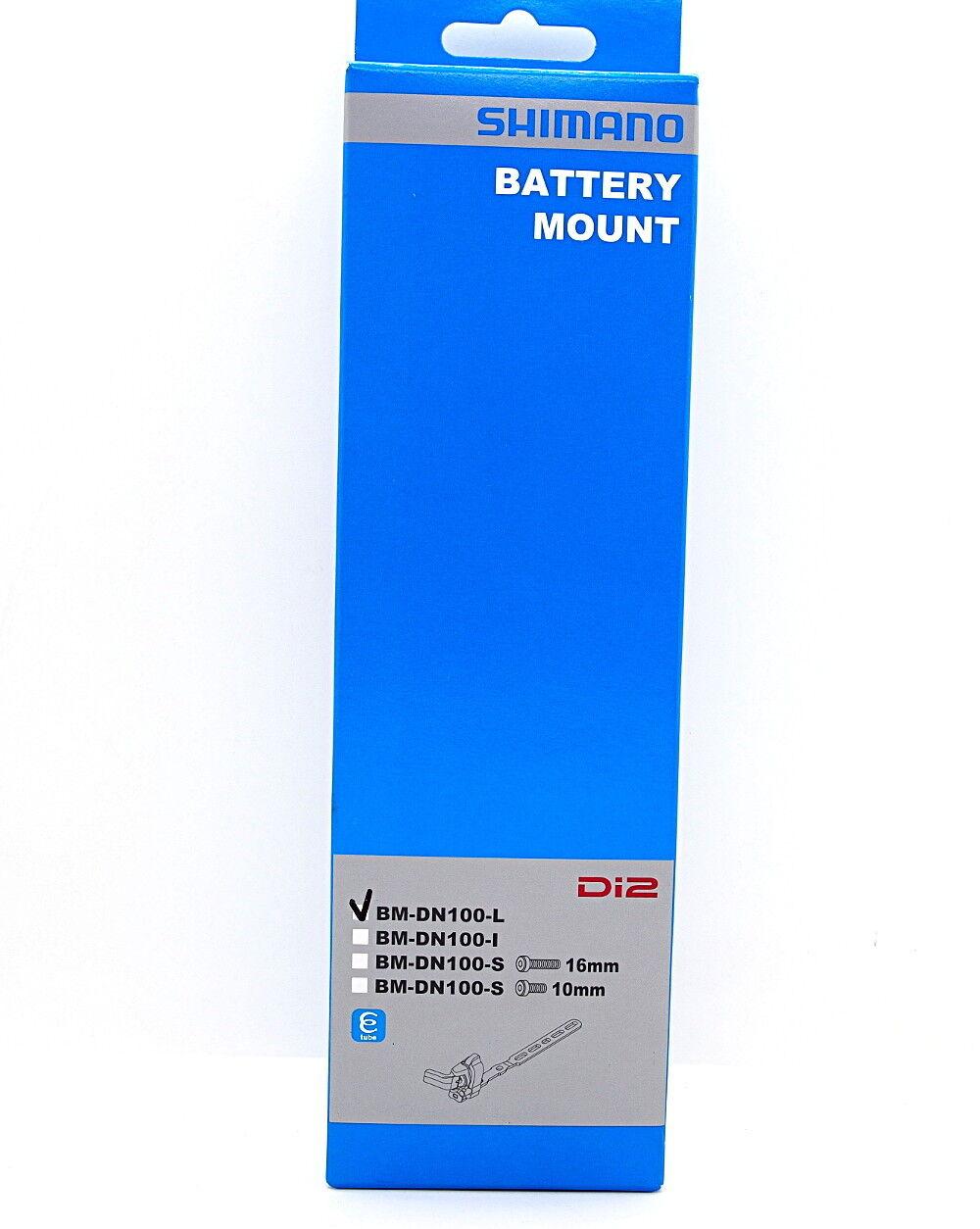 Shimano Dura Ace Di2 BM-DN100-L Batería Montaje Tamaño Grande (tipo externo)