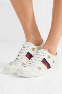 GUCCI New Ace Convertible Heel Sneaker