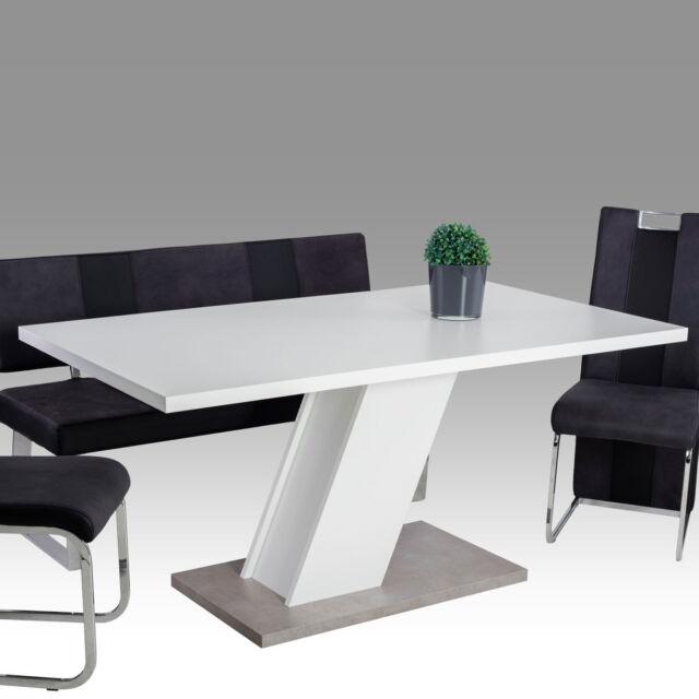 Esstisch Innsbruck WEISS 160x90 Cm günstig kaufen | eBay