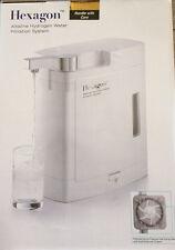 Hexagon Alkaline Hydrogen Water Filtration System(Machine,no electricity needed)