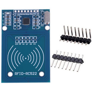 Details about 13 56MHz I2C/SPI RFID Wireless Module For Arduino MF RC522  RC-522 SensorTLP