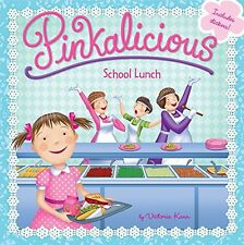 Pinkalicious: School Lunch by Victoria Kann (2015, Paperback)
