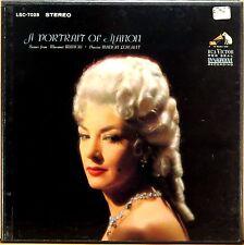 "2 LP BOX RCA SHADED DOG Massenet PORTRAIT OF MANON Moffo w/7"" Bonus LSC-7028"