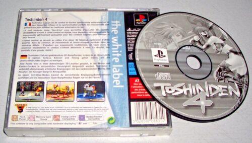 1 von 1 - Battle Arena Toshinden 4 (Sony PlayStation 1, 2001) PS1 Spiel - gebraucht