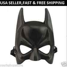 Batman Dark Knight Mask Adult Masquerade Party Mask Bat Halloween Costume