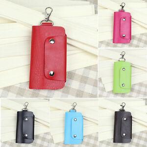 Key-Case-pu-cuir-Sac-porte-monnaie-porte-cles-sac-pochette-porte-cl-RK